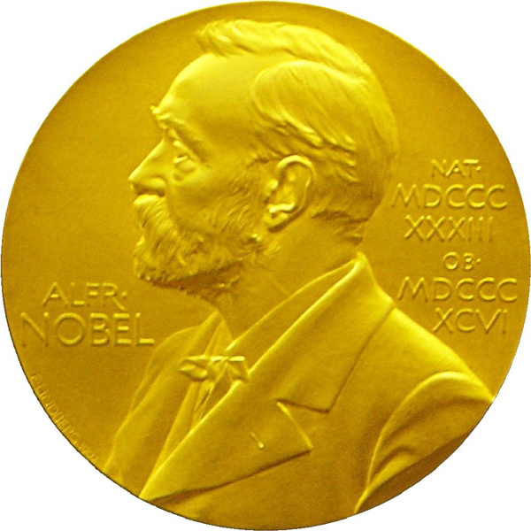 The Nobel Peace Prize.