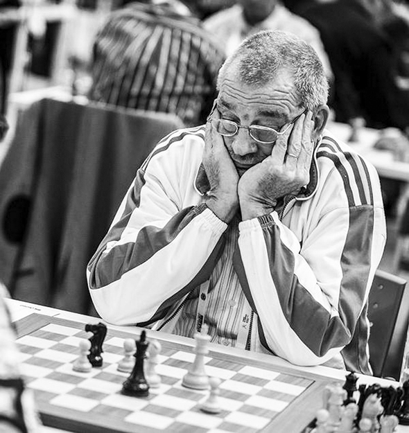 Photo: David Llada Kurt Meier, the Swiss-born Seychelles player who collapsed and passed away during the final round of play.