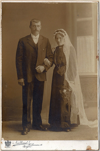 """Photo: Jon Lind Before """"husband"""" implied marriage to a wife, it was used to denote the head of a household."""
