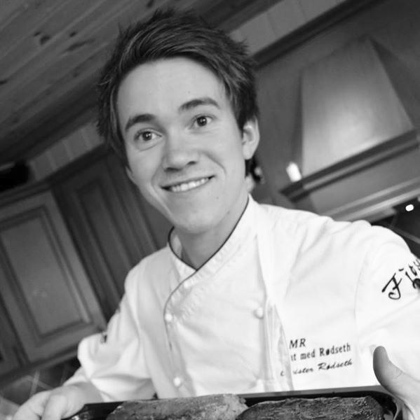Photos: Christer Rødseth World champion Christer Rødseth in the kitchen.