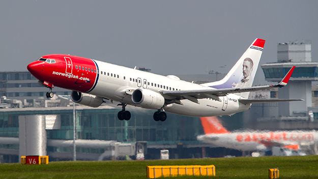 Photo: RHL Images / Wikimedia Commons Troubles continue for Norwegian Air.
