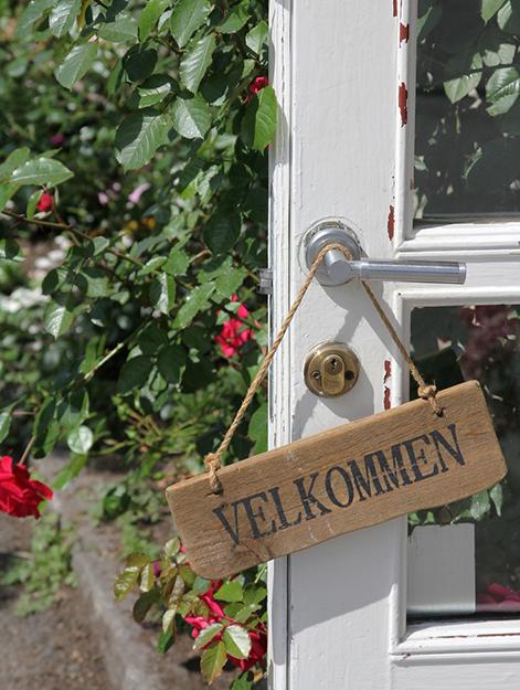 "Photo: Kari Meijers Immigrants may soon be less ""velkommen."""