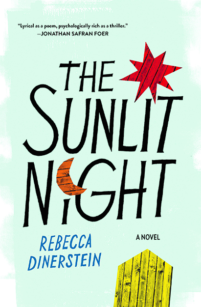 The Sunlit Night book cover