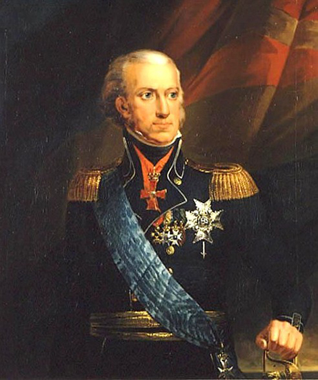 Contestant #2: Carl II. Portrait by Carl Frederik von Breda.
