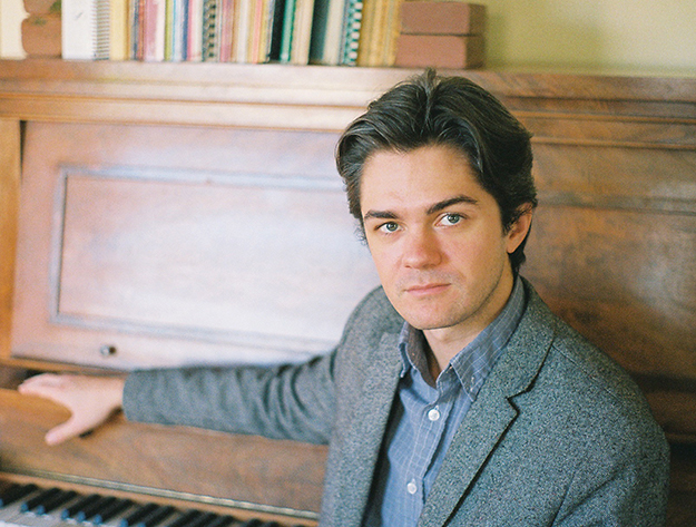 Photo: Hamilton Boyce Aaron Otheim, piano, Grieg Gala