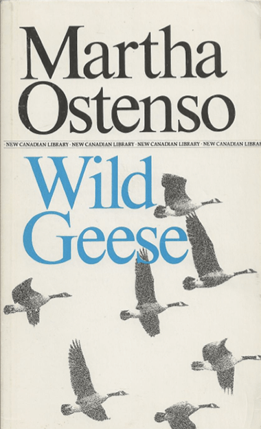 Wild Geese Martha Ostenso New Canadian Library 3