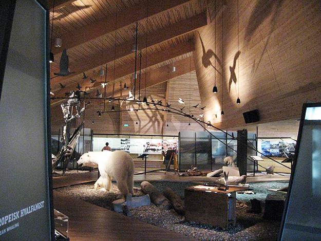 Photo: Peter Turvey / Flickr The Svalbard Museum features exhibits on the history and animals of the archipelago.