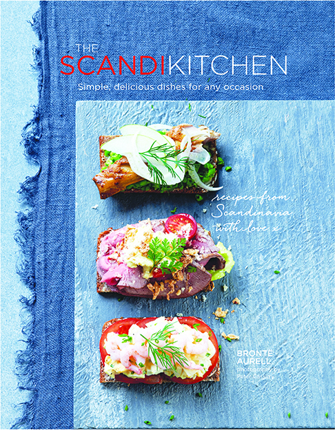 Photo: © Ryland Peters & Small / Loupe Images / Peter Cassidy The Scandi Kitchen by Brontë Aurell, Ryland Peters & Small, $21.95; www. Rylandpeters.com.
