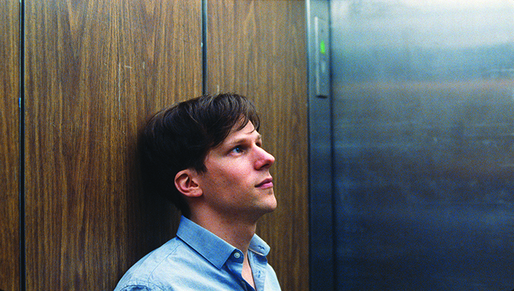 Photo: Jakob Ihre / Motlys AS Jesse Eisenberg gives a mature performance in Louder Than Bombs, a film in which silence is more powerful than dialogue.