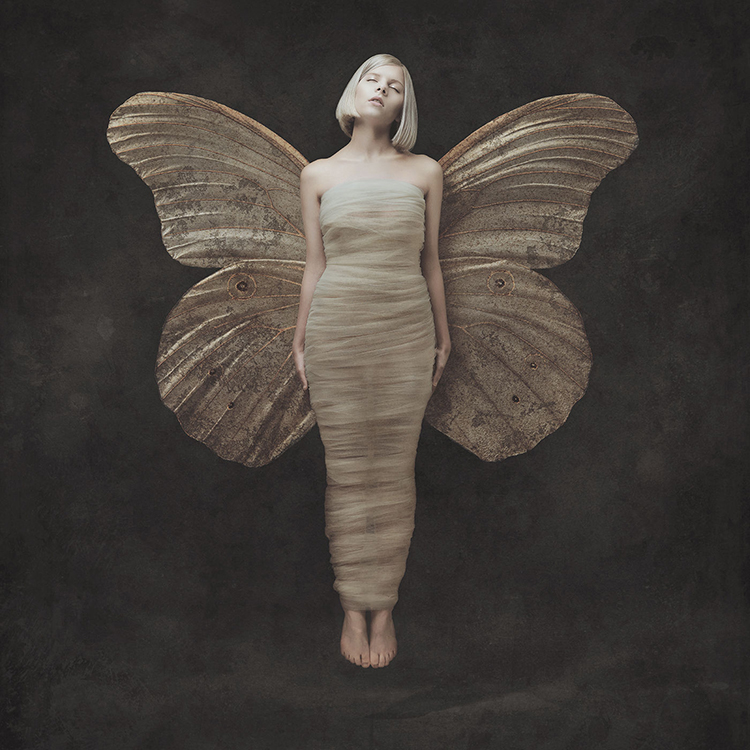 Photo: Decca Album art for AURORA's debut studio album, All My Demons Greeting Me as a Friend.