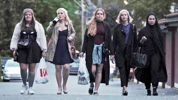 Photo: NRK NRK's new show is causing a stir with its portrayal of the lives of young Norwegians.
