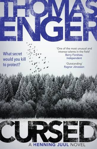 book cover for Cursed by Thomas Enger