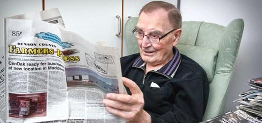 Norway's oldest man