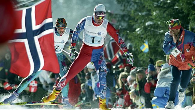 Norwegian Winter Olympic medals: Bjørn Dæhlie