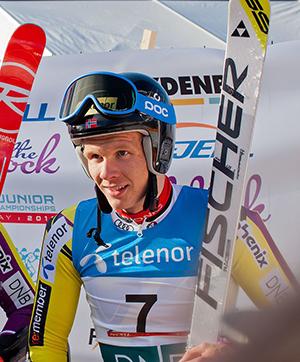 Norway's top Olympic contenders: Henrik Kristoffersen