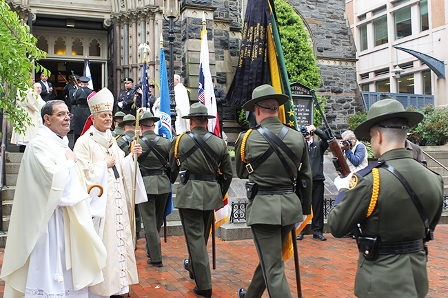 red-letter days - Police Week Blue Mass