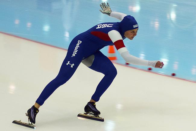 Heather Bergsma, Team USA