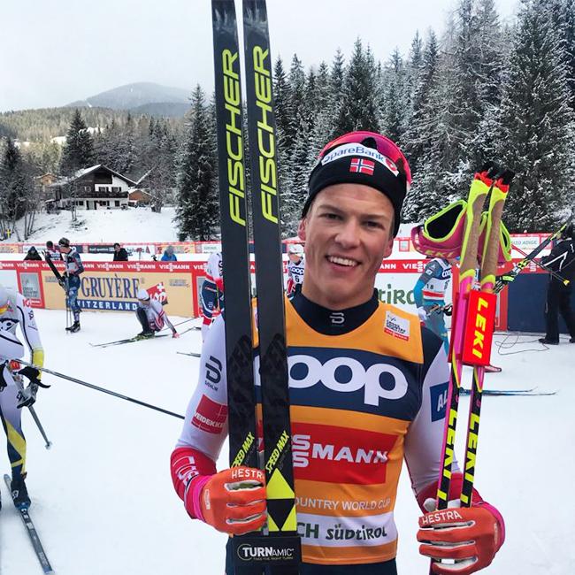 Norway's top Olympic contenders: Johannes Høsflot Kæbo