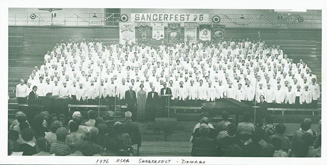 Sangerfest 1976