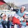 Bjørgen Norway Break Ol Medal Records The Norwegian