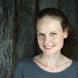 Marit Hovland, author of Bakeland