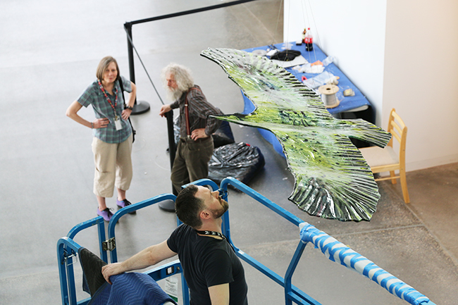 Nordic Museum opening - Brandur Patursso