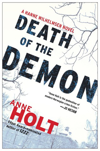 Death of the Demon book cover