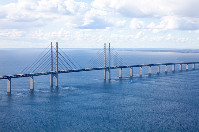 Scandinavia - Öresund Bridge