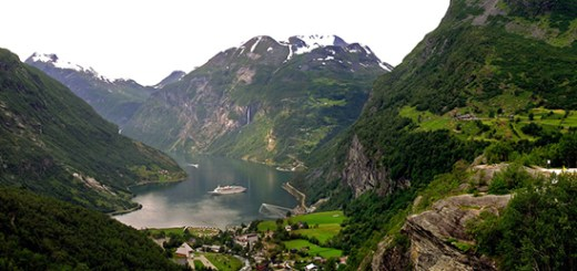 Norwegian geography