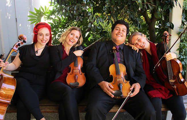 Seattle-Bergen String Quartet