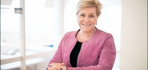 Norway's 2019 budget - Siv Jensen