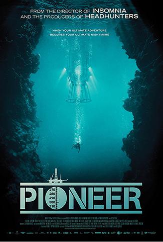 Norwegian thriller Pioneer