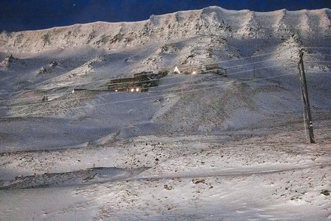 Christmas in Longyearbyen