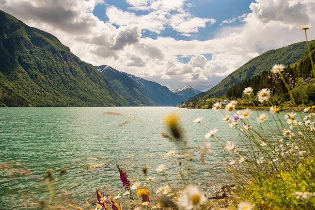 Go Fjords = Sogndal