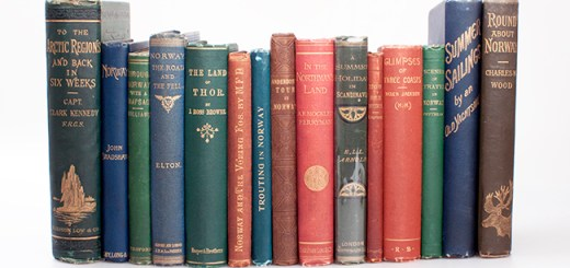 Fredrik Delås vintage books