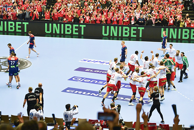 Norway's men's handball