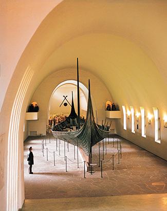 Viking sites - Bygdøy