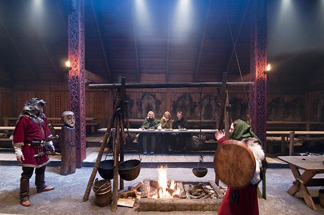 Viking sites - Lofoten