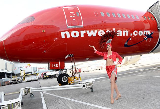 Norwegian Air dress code