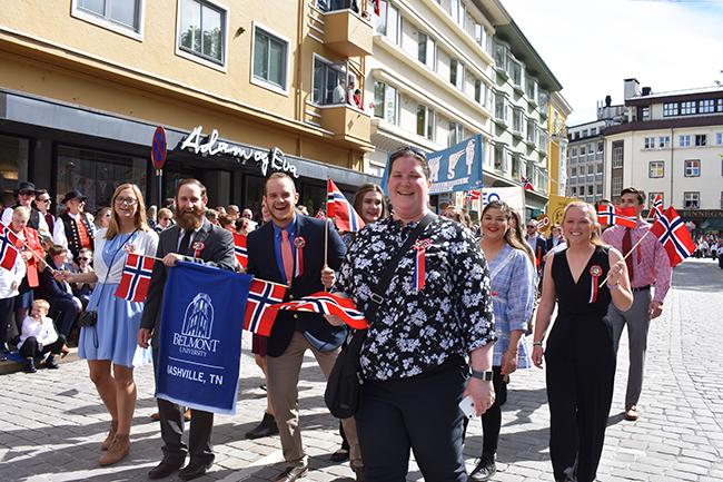 Syttende Mai in Bergen