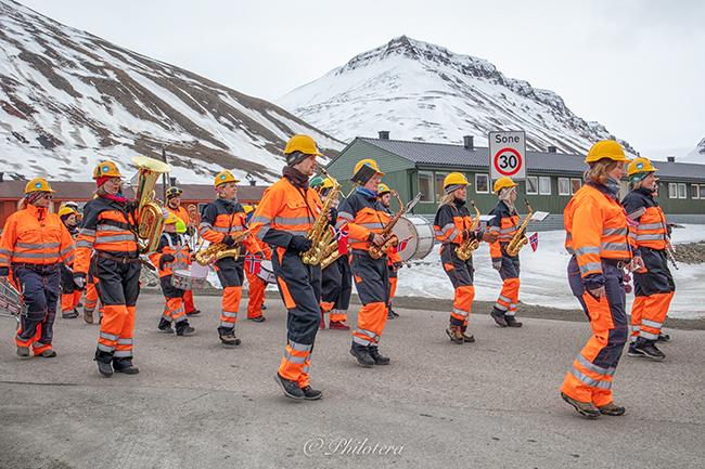 Syttende Mai in Longyearbyen