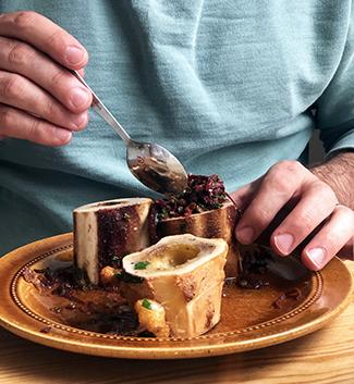 Norwegian food adventure