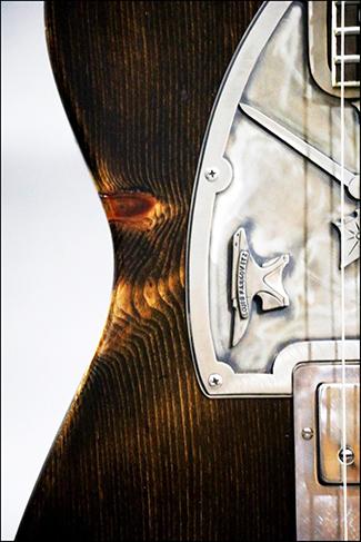 Victor Garbo guitar