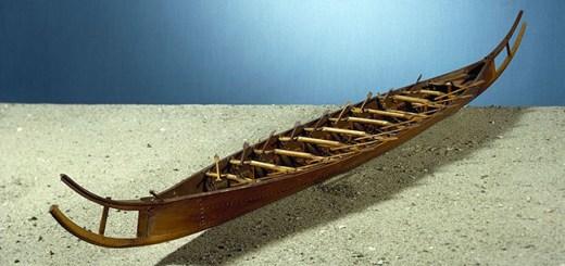 Birkedal - Bronze Age ship