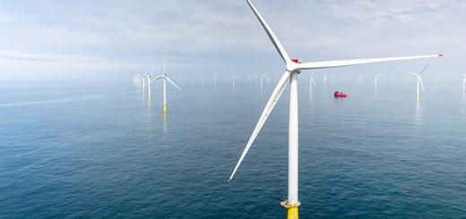 Equinor wind turbines
