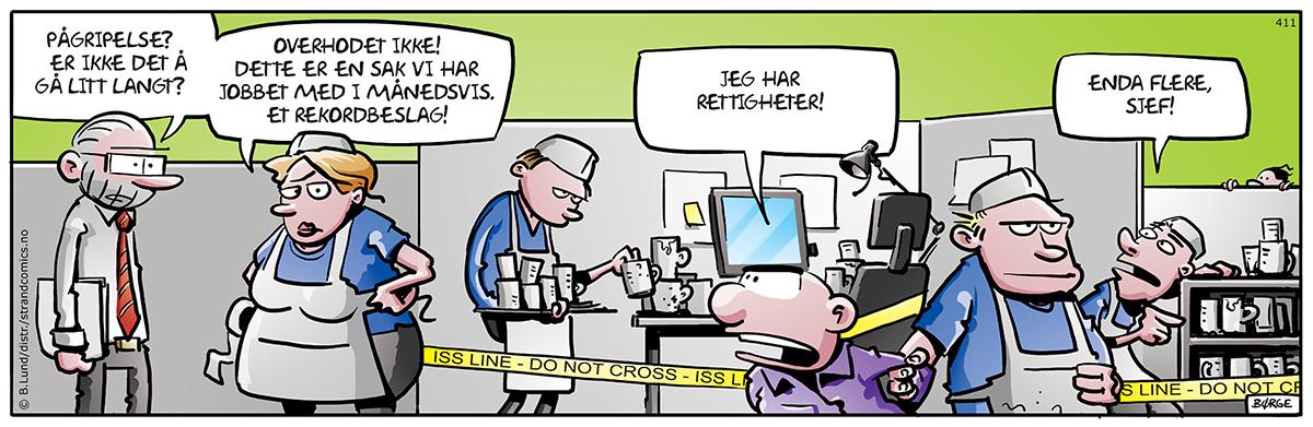 Lunch comic