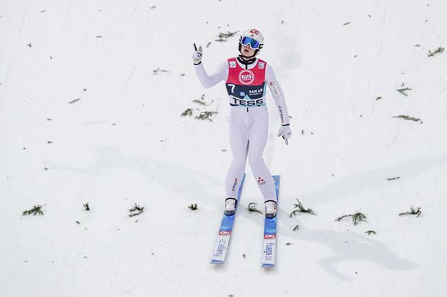 Holmenkollen - Marius Lindvik