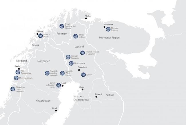 Arctic business