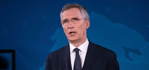 Secretary General Jens Stoltenberg
