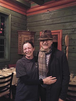 Xourtney Hardin & Gunnar Staalesen